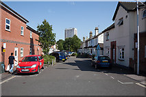 SU4212 : Parsonage Road, Northam by Peter Facey