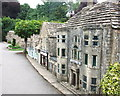 SP1620 : High Street, Bourton-on-the-Water Model Village by Chris Whippet