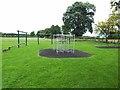 NZ2206 : Children's playground, Middleton Tyas by Oliver Dixon