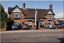 SU4212 : The Old Farmhouse pub, Mount Pleasant Road by Peter Facey