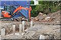 """J3775 : """"Palmerston"""" housing site, Belfast (2013-2) by Albert Bridge"""