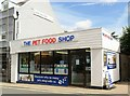 TQ5131 : 'The Pet Food Shop', Crowborough by nick macneill