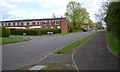 SP0665 : Breaches Lane and Ashorne Close, Matchborough, Redditch by Robin Stott