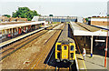 SU7106 : Havant station, 1995 by Ben Brooksbank