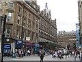 NS5865 : Glasgow Central railway station by Nigel Thompson