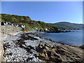 SC2177 : Shoreline at Niarbyl by Richard Hoare