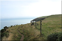 NX1430 : Mull of Galloway Trail to the Lighthouse by Billy McCrorie