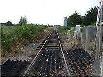 TF3243 : Railway heading north by JThomas