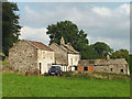 NY9525 : Abandoned farmhouse above Stanhope Gate by Karl and Ali