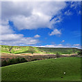 SE8493 : Blue Skies Hole of Horcum by Scott Robinson