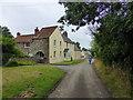 SN0107 : Houses at Lawrenny by David Medcalf