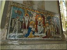 TQ1649 : Inside St Martin, Dorking (g) by Basher Eyre