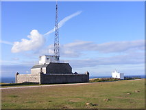 SX9456 : Coastguard station by Gordon Griffiths