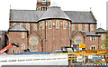 "J3374 : The ""Interpoint"" Building, Belfast #20 by Albert Bridge"