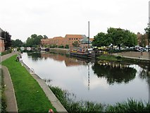 SK7954 : River Trent, Newark by Alex McGregor