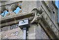 SU0835 : Gargoyle, St Giles church, Great Wishford by Julian P Guffogg