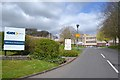 SP0666 : GKN Group Headquarters from Ipsley Church Lane, Redditch by Robin Stott