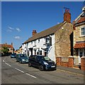 TF0661 : High Street, Metheringham by Dave Hitchborne