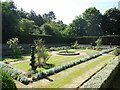 TQ0451 : Dutch Garden, Clandon Park by Paul Gillett