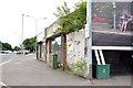 J3873 : Derelict shops. Knock, Belfast (2013-1) by Albert Bridge