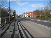 SP0366 : Evesham Road crosses Bromsgrove Highway, Headless Cross, Redditch by Robin Stott