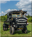 TL2902 : Vintage Commercial Vehicle, Cuffley Steam and Heavy Horse Event by Christine Matthews