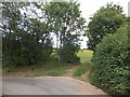 SS6105 : Field entranceway south of Broadwoodkelly by David Smith