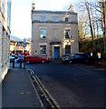 ST7564 : Grade II listed 1 Railway Place, Bath by Jaggery