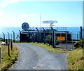 SN5883 : Government radar station on Constitution Hill, Aberystwyth by Jaggery