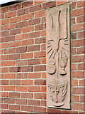 J4073 : St Molua's Church, Stormont, Belfast (2013-4) by Albert Bridge