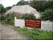 NJ4250 : 'The Whisky Line' by Stanley Howe