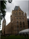TQ2679 : Natural History Museum, Exhibition Road SW7 by Robin Sones