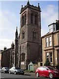 NS2776 : A church on Union Street, Greenock by Ian S