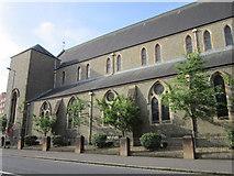 NS2776 : St Mary's RC Church on Patrick Street, Greenock by Ian S