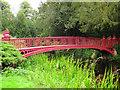 SJ9922 : Iron bridge at Shugborough (2) by Stephen Craven