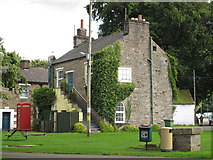 NY7441 : (Part of) the village green at Garrigill by Mike Quinn