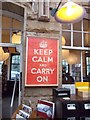 """NU1912 : """"Keep Calm and Carry On"""", Alnwick by Neil Theasby"""