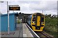 SH5728 : Llandanwg Station by Stuart Wilding