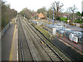 SP1871 : Lapworth station and Station Road, Kingswood by Robin Stott