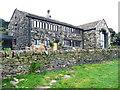 SE0126 : Wadsworth Royd Farmhouse by Humphrey Bolton