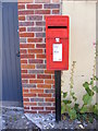 TM3390 : Bridge Street Postbox by Adrian Cable