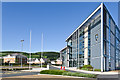 SN5980 : Ceredigion County Council offices by Ian Capper