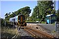 SH5727 : Pensarn Station by Stuart Wilding