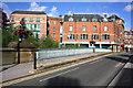SE3033 : Leeds Bridge, Bridge End by Roger Templeman