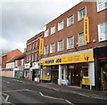 ST3037 : Proper Job in former Woolworths, Bridgwater by Jaggery