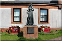 NS4927 : Jean Armour, Wife of Robert Burns by Billy McCrorie