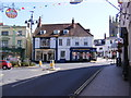 TM3389 : A144 Earsham Street, Bungay by Adrian Cable