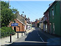 TM3389 : Bridge Street, Bungay by Adrian Cable
