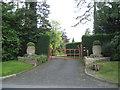 SP1266 : Entrance to Barrells Park, Ullenhall Lane by Robin Stott