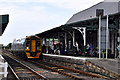 SH6115 : Barmouth Station by Stuart Wilding